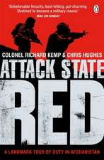 Attack State Red