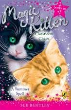 Magic Kitten Duos: A Summer Spell and Classroom Chaos