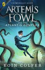 Artemis Fowl and the Atlantis Complex