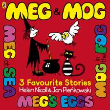 Meg and Mog: Three Favourite Stories