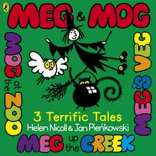 Meg & Mog: Three Terrific Tales