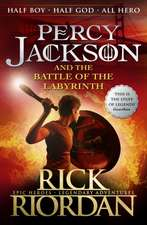 The Battle of the Labyrinth : Percy Jackson and the Olympians vol 4