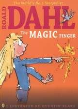 The Magic Finger (Colour Edn)