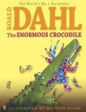 The Enormous Crocodile (Colour Edn)
