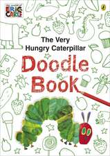 The Very Hungry Caterpillar Doodle Book