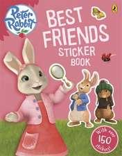 Peter Rabbit Animation: Best Friends Sticker Book