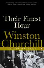 Their Finest Hour: The Second World War
