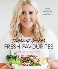 Thermo Cooker Fresh Favourites