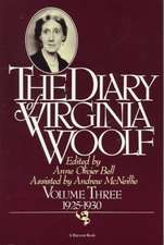 The Diary Of Virginia Woolf, Volume 3: 1925-1930