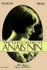 The Early Diary of Anaïs Nin, Vol. 2 (1920-1923)