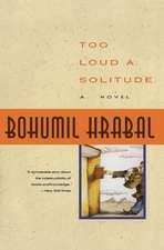 Too Loud a Solitude