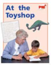 At the Toyshop PM PLUS Non Fiction Level 5&6 Play Red