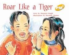 Roar Like a Tiger PM PLUS Level 8 Yellow