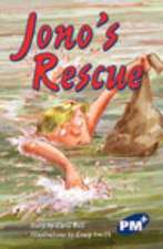 Jono's Rescue PM Plus Chapter A Sapphire: PM Plus Chapter Books Sapphire for Set A