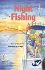 Night Fishing PM Plus Chapter A Sapphire: PM Plus Chapter Books Sapphire for Set A