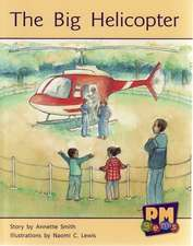 The Big Helicopter PM GEMS Yellow Levels 6,7,8
