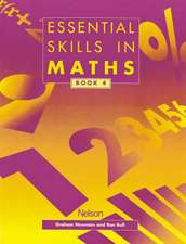 Essential Skills in Maths - Students' Book 4