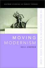 Moving Modernism