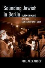 Sounding Jewish in Berlin