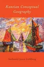 Kantian Conceptual Geography