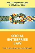 Social Enterprise Law