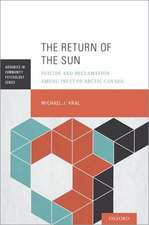 The Return of the Sun: Suicide and Reclamation Among Inuit of Arctic Canada