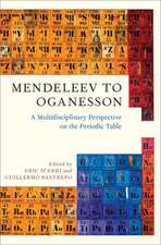 Mendeleev to Oganesson: A Multidisciplinary Perspective on the Periodic Table