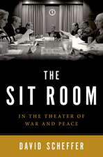 The Sit Room: In the Theater of War and Peace