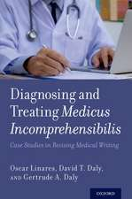 Diagnosing and Treating Medicus Incomprehensibilis