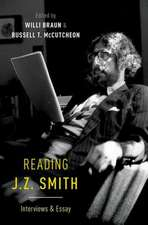 Reading J. Z. Smith: Interviews & Essay