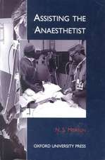 Assisting the Anaesthetist