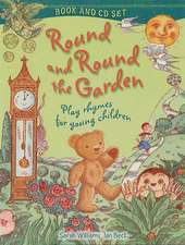 Round and Round the Garden Book and CD