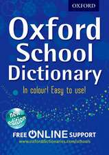 Oxford School Dictionary.