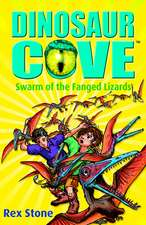 Dinosaur Cove: Swarm of the Fanged Lizards
