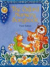 The Oxford Nursery Song Book