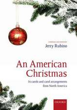 An American Christmas: 16 carols and carol arrangements from North America