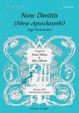 Nunc Dimittis/Ninye otpuschayeshi