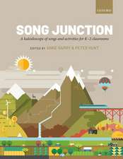 Song Junction: A kaleidoscope of songs and lessons for grades K-2