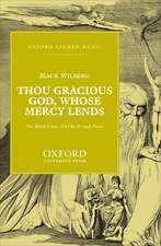 Thou gracious God, whose mercy lends