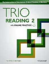 Trio: Trio Reading 2 Students Book Pack
