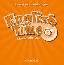 English Time: 5: Class Audio CDs (X2)