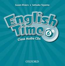 English Time: 6: Class Audio CDs (X2)