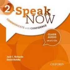 Speak Now: 2: Class Audio CDs