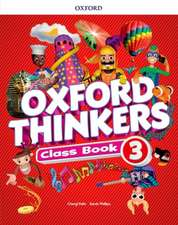 Oxford Thinkers: Level 3: Class Book