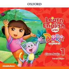 Learn English with Dora the Explorer: Level 1: Class Audio CDs