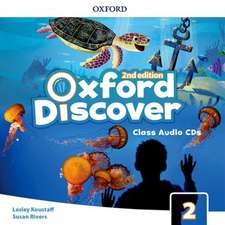 Oxford Discover: Level 2: Class Audio CDs