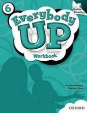 Everybody Up: 6: Workbook with Online Practice