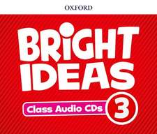 Bright Ideas: Level 3: Audio CDs: Inspire curiosity, inspire achievement.