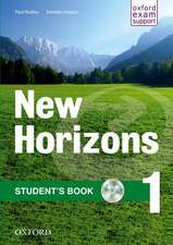 New Horizons: 1: Student's Book Pack