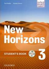 New Horizons: 3: Student's Book Pack